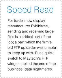 Exhibitree Speed Read