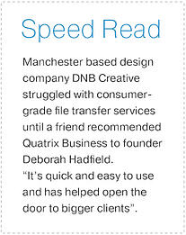 DNB Creative Speed Read